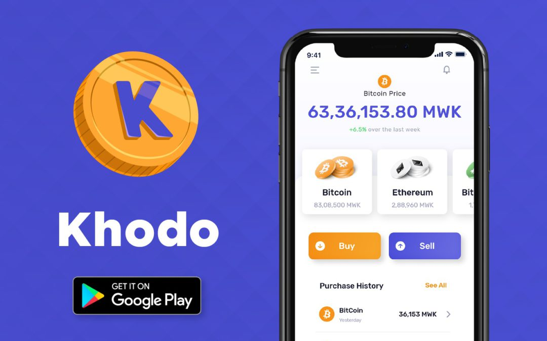 Buy Bitcoin Malawi Launches Khodo App